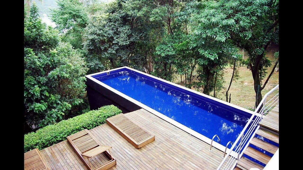 Home Piscina Container