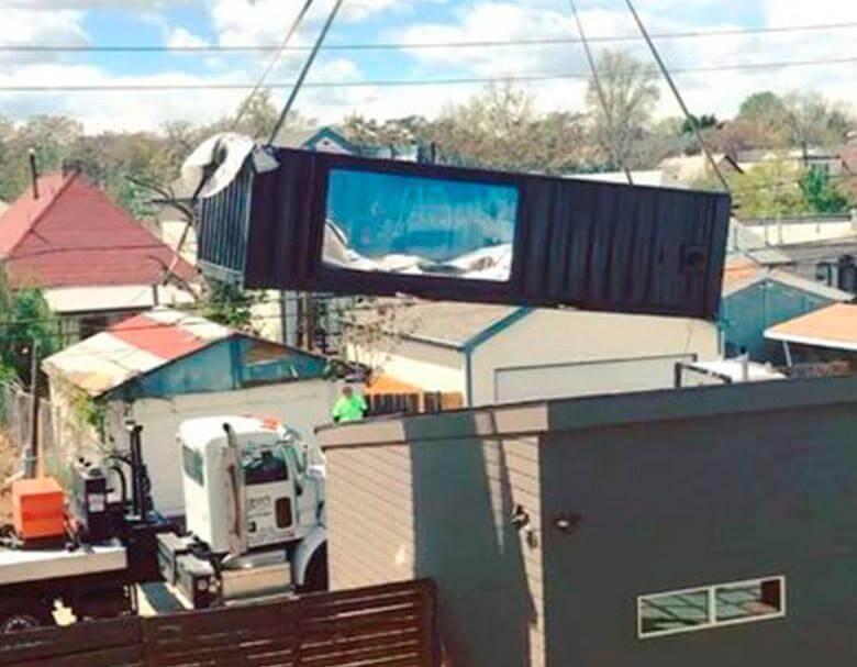 Piscina Container