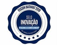 Selo Inovação na 25º FEICON BATIMAT São Paulo 2019